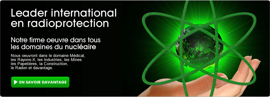 Formation en radioprotection